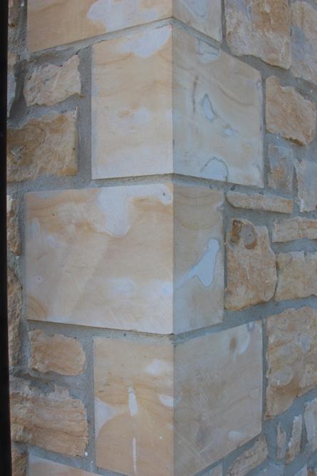 Sherborne Stone ashlar detail