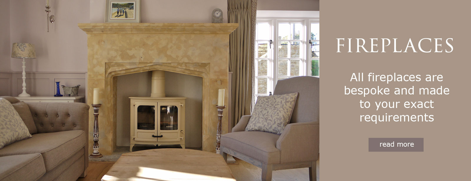 Sherborne Stone Fireplaces