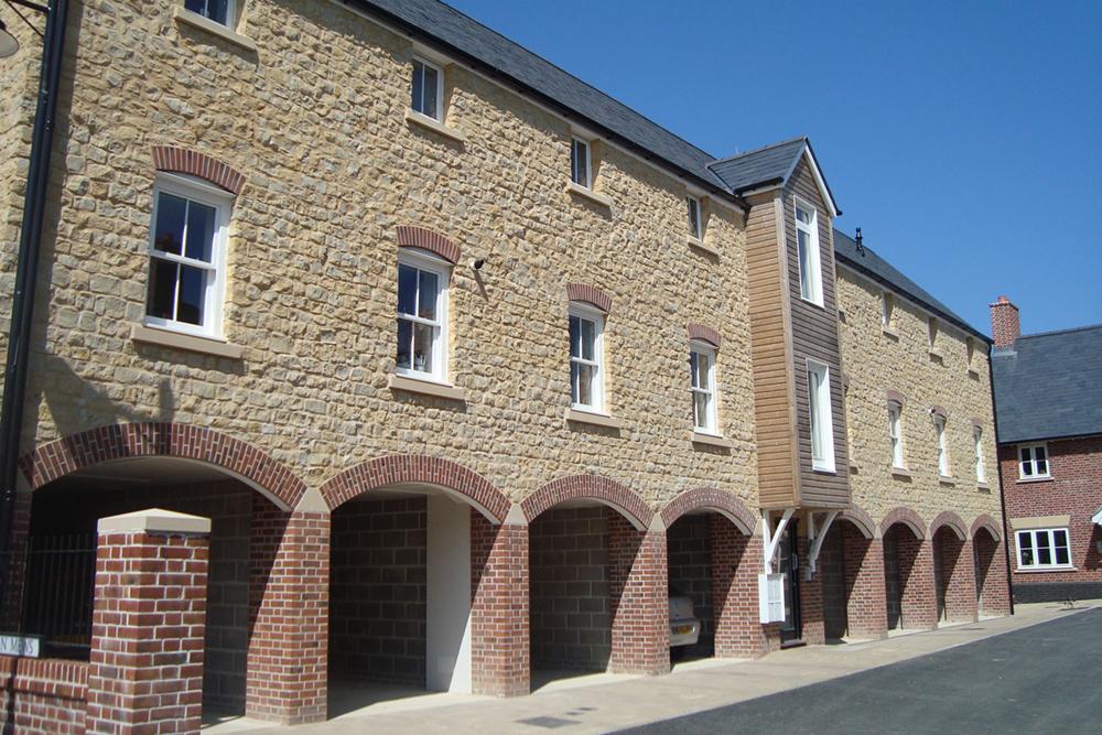 Sherborne Stone Houses