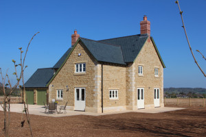 Sherborne Stone new build