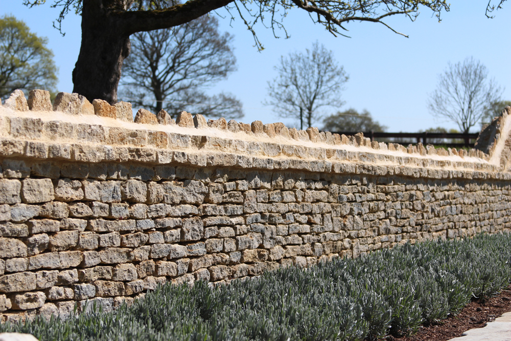 Sherborne Stone marble wall