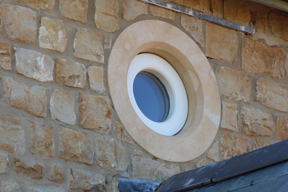 Sherborne Stone masonry